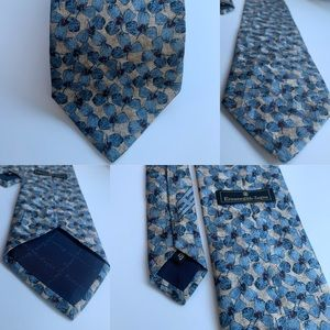 Beautiful Ermenegildo zegna silk tie